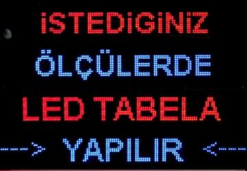 led-tabela-yapilir